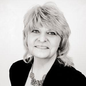 Friseurmeisterin Brigitte Klein-Berschneider